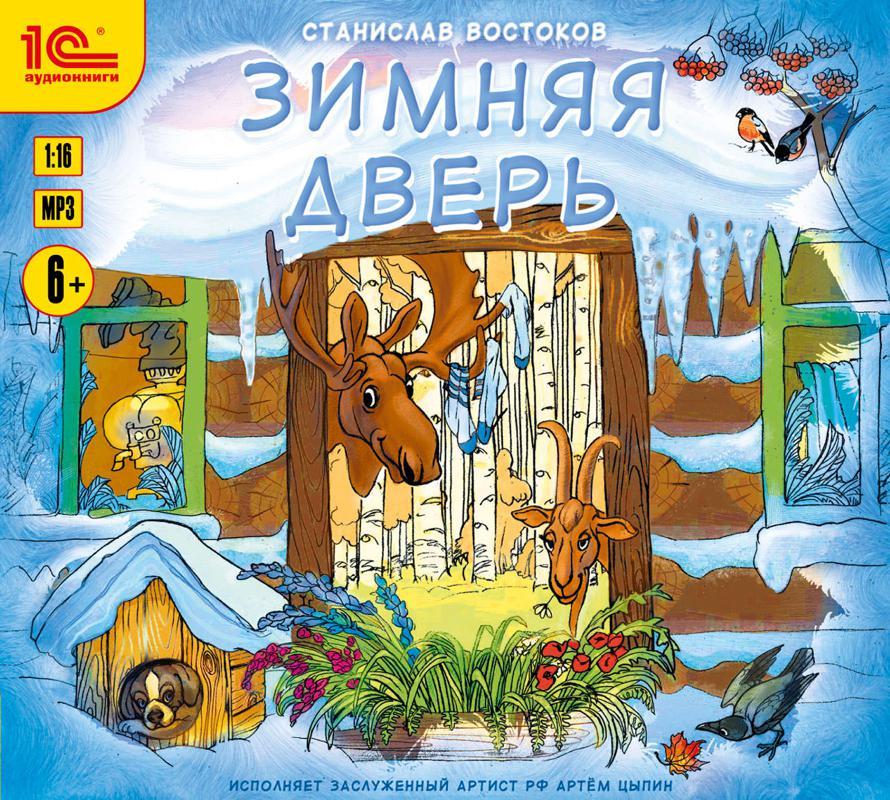 Зимняя дверь
