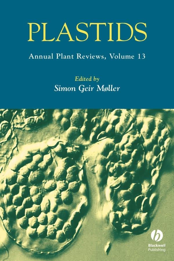 Annual Plant Reviews, Plastids