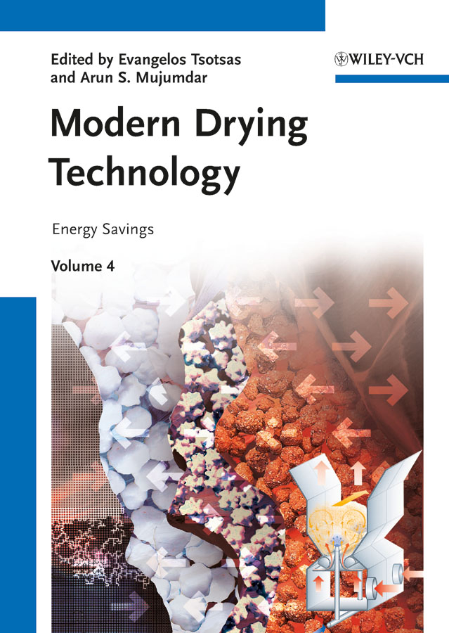 Modern Drying Technology, Energy Savings