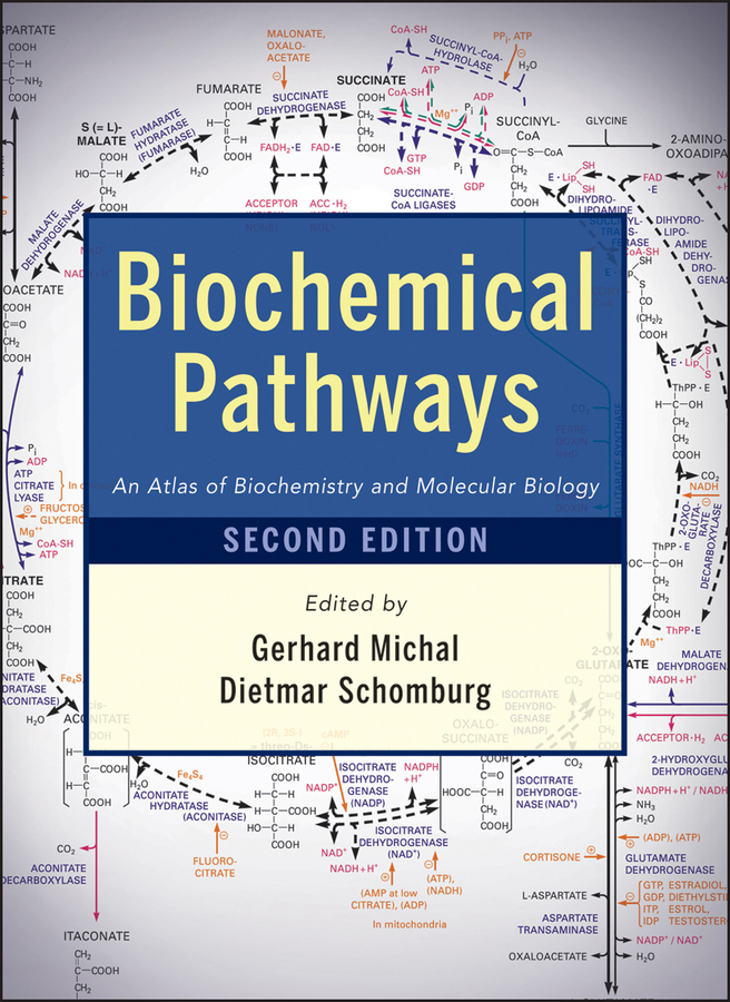 Biochemical Pathways. An Atlas of Biochemistry and Molecular Biology