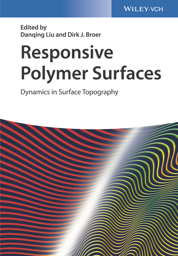 Responsive Polymer Surfaces. Dynamics in Surface Topography