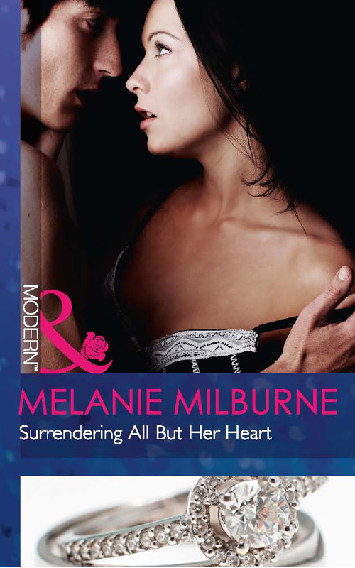 Surrendering All But Her Heart