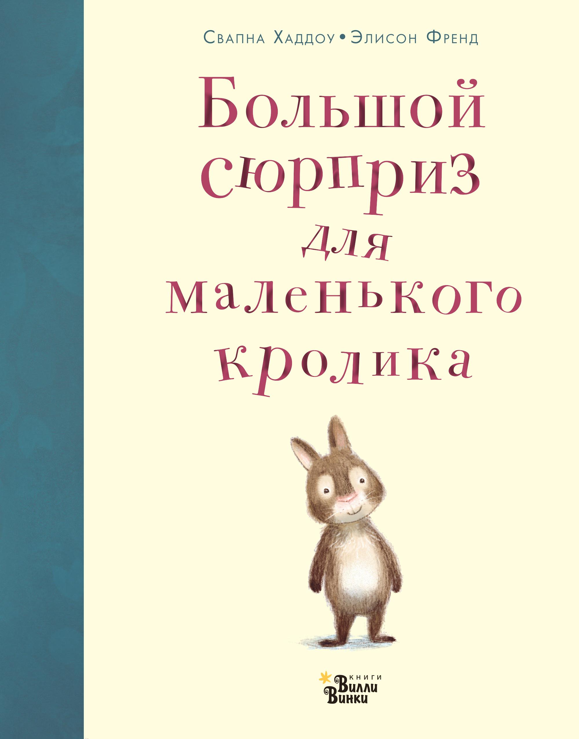 Большой сюрприз для маленького кролика