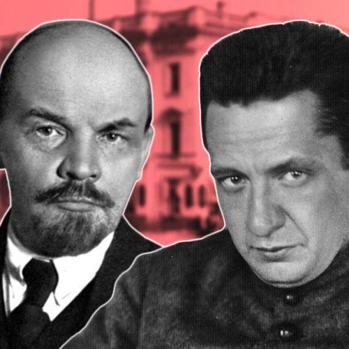Керенский – Ленин. Россия. XX век в параллельных жизнеописаниях важнейших деятелей