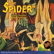 Satan\'s Shackles - The Spider 57 (Unabridged)