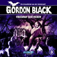 Gordon Black - Ein Gruselkrimi aus der Geisterwelt, Folge 3: Friedhof der Hexen