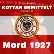 Kottan ermittelt, Folge 6: Mord 1927