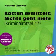 Nichts geht mehr - Kottan ermittelt - Kriminalrätseln, Folge 17 (Ungekürzt)