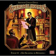 Sherlock Holmes - Die geheimen Fälle des Meisterdetektivs, Folge 12: Ein Skandal in Böhmen
