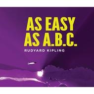 As Easy As ABC (Unabridged)