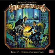 Sherlock Holmes - Die geheimen Fälle des Meisterdetektivs, Folge 17: Die fünf Orangenkerne
