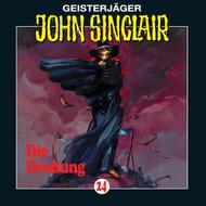 John Sinclair, Folge 24: Die Drohung (1\/3)