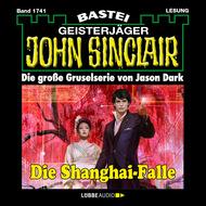 John Sinclair, Band 1741: Die Shanghai-Falle