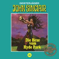 John Sinclair, Tonstudio Braun, Folge 28: Die Hexe vom Hyde Park