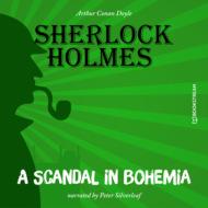 A Scandal in Bohemia (Unabridged)