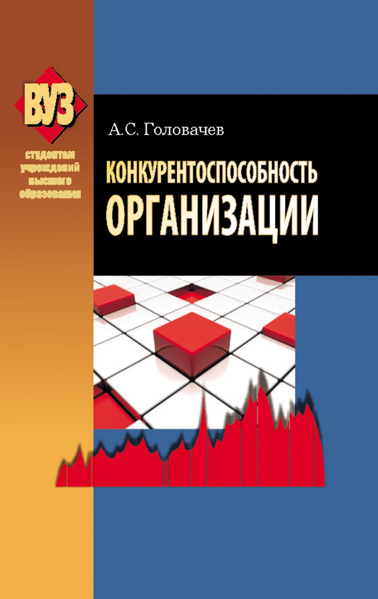 А. С. Головачев Конкурентоспособность организации м а шуваев интегральная оценка конкурентоспособности строительного предприятия