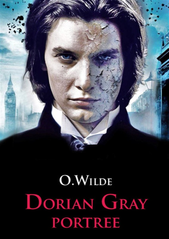Оскар Уайльд Dorian Gray portree wilde lake