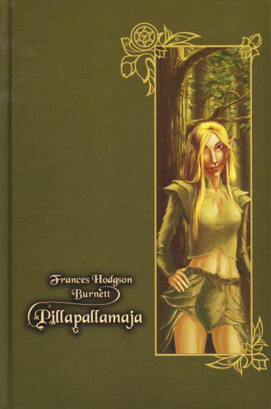 Frances Hodgson Burnett Pillapallamaja хлопушка miland конфетти 60 см