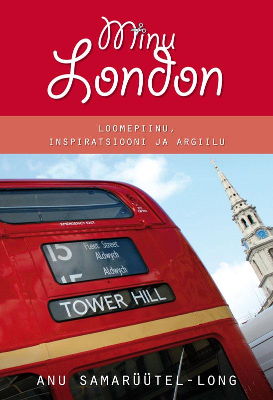 Anu Samarüütel-Long Minu London цены