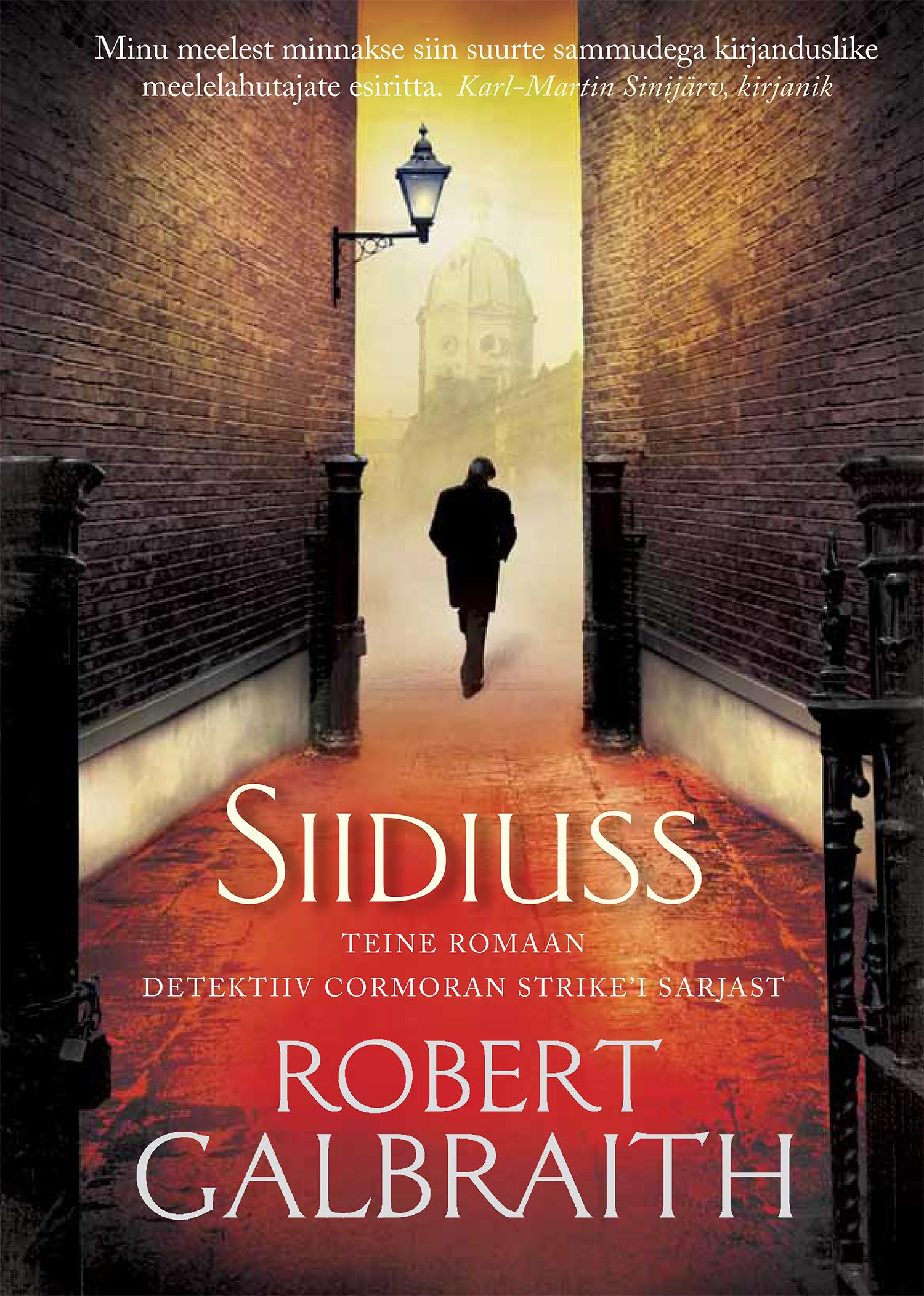 Роберт Гэлбрейт Siidiuss quine theories