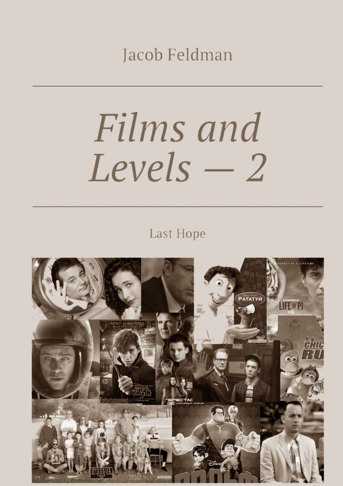лучшая цена Jacob Feldman Films and Levels – 2. Last Hope