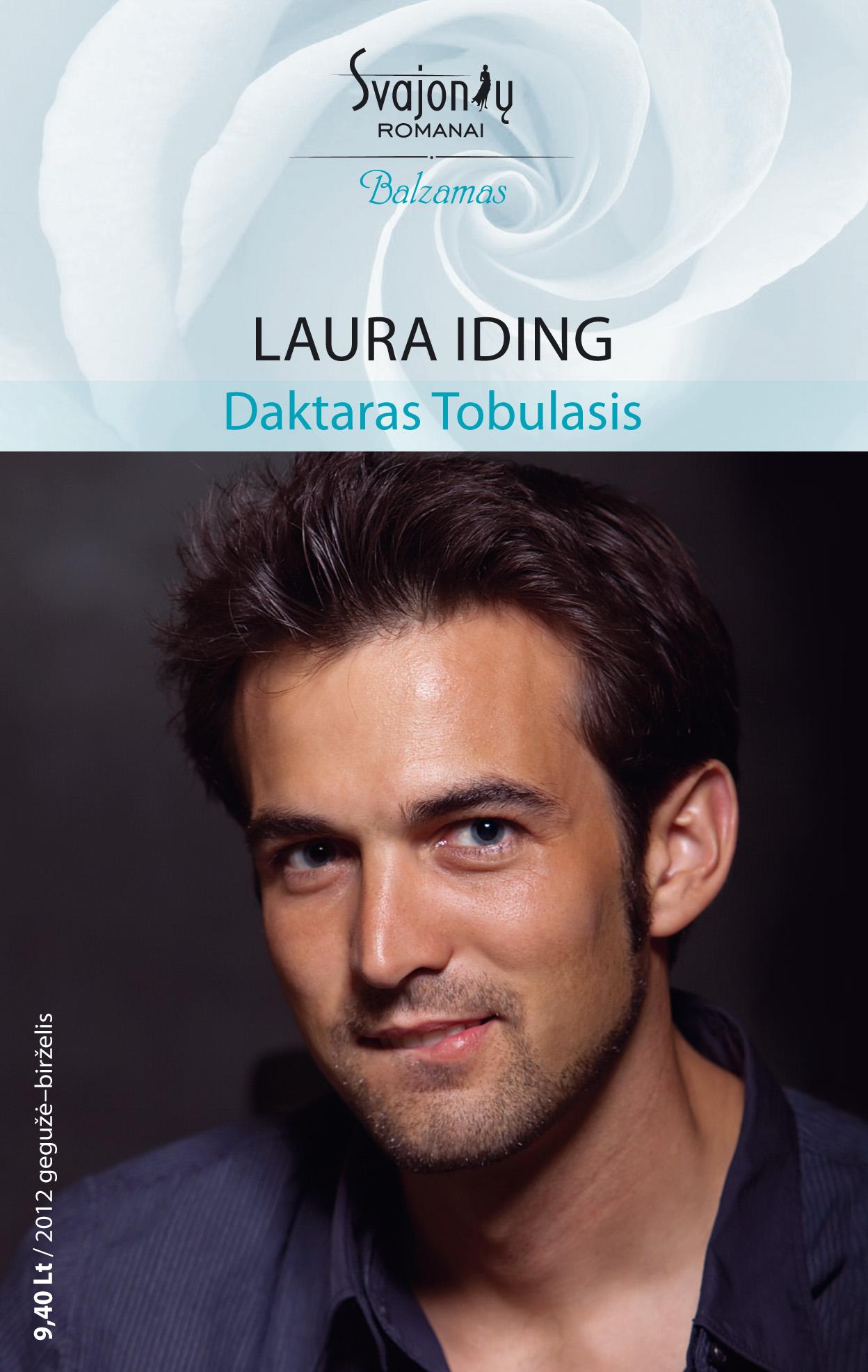 Laura Iding Daktaras Tobulasis