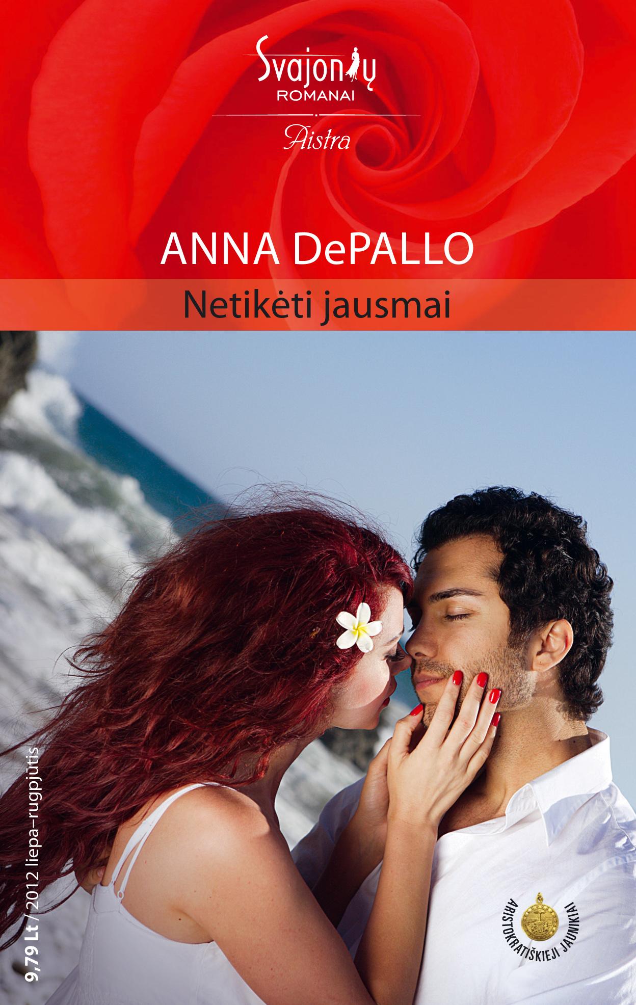 Anna DePalo Netikėti jausmai at26df321 su