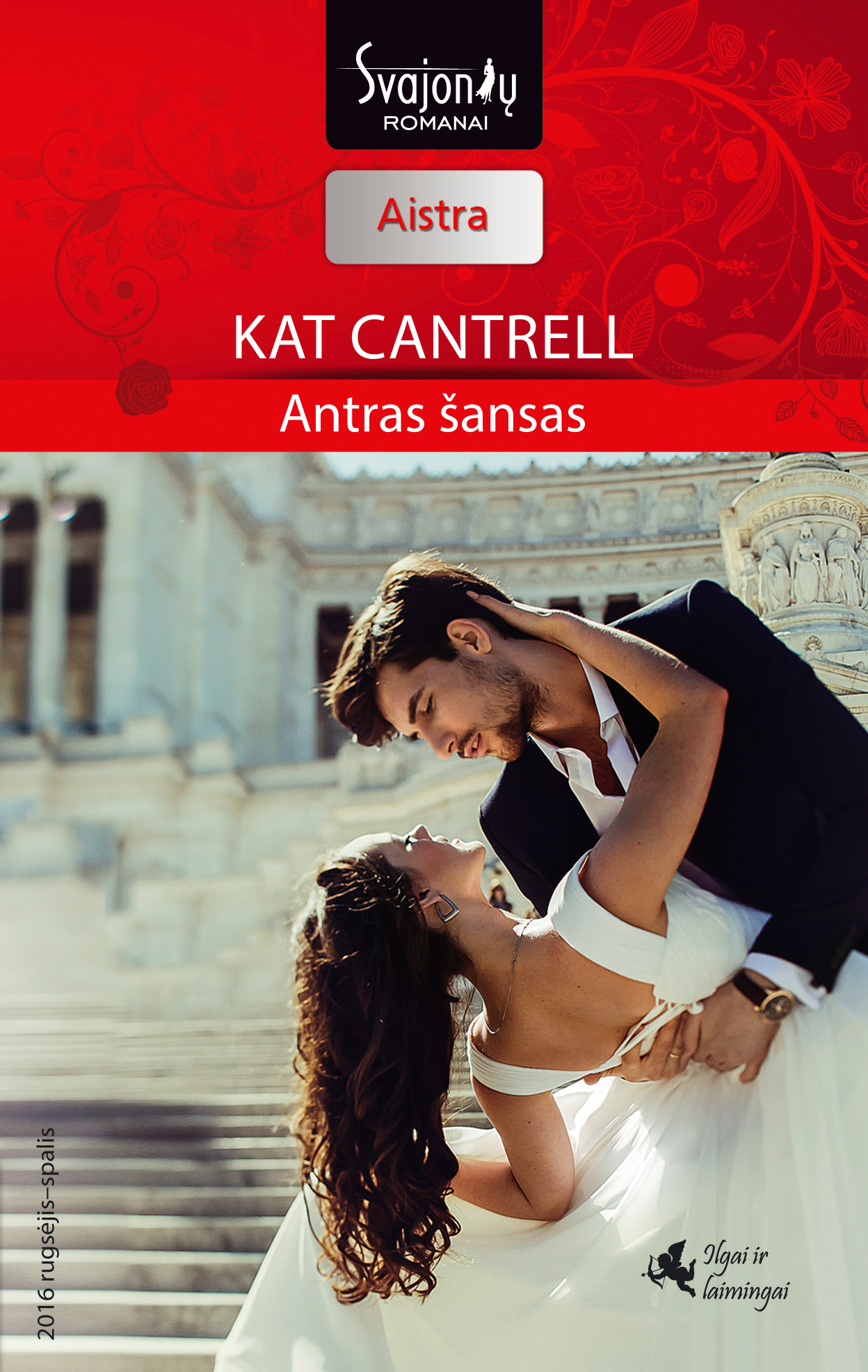 Kat Cantrell Antras šansas pro svet light mini par led 312 ir