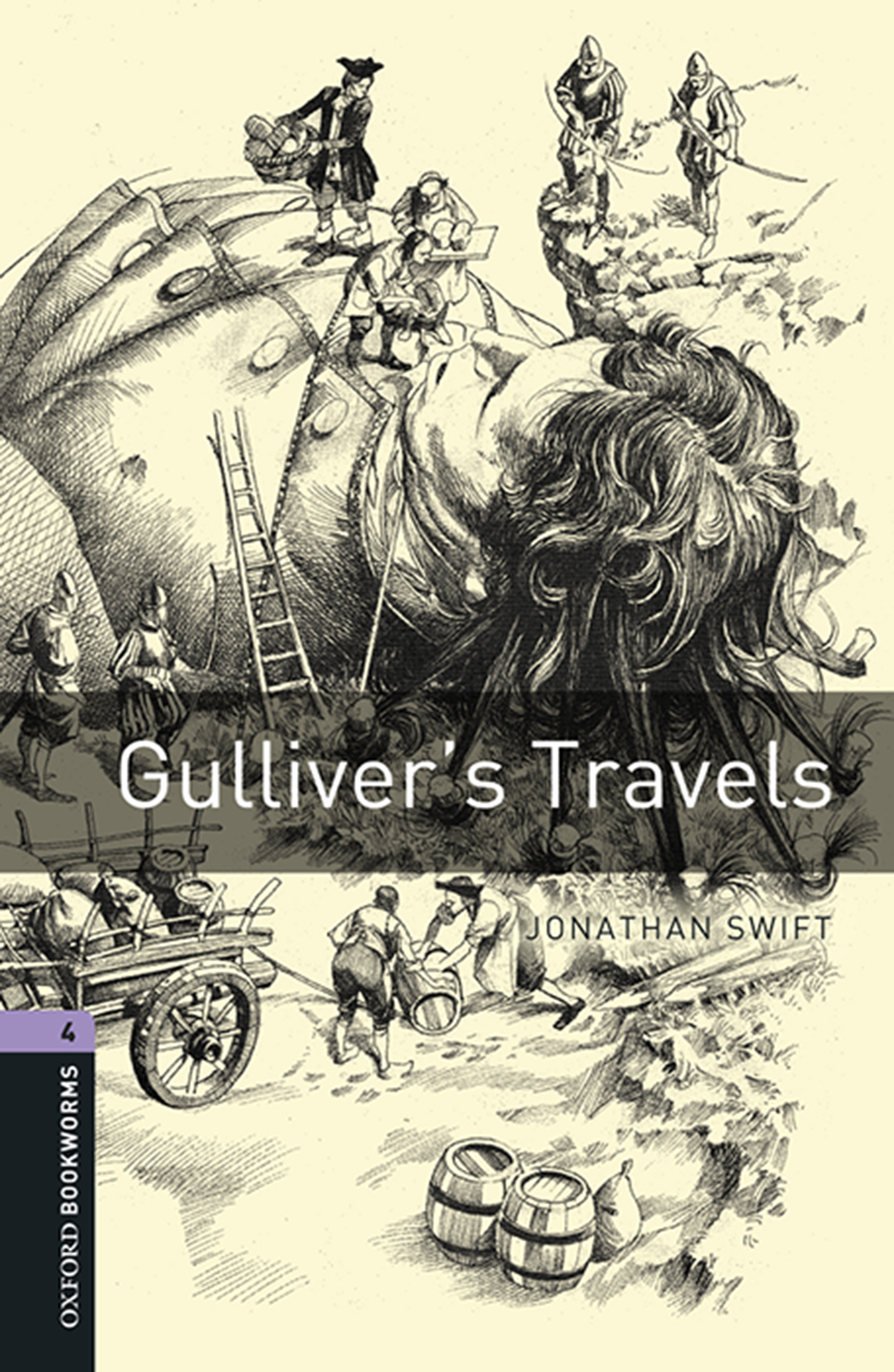 Jonathan Swith Gulliver's Travels biscuit takes a walk my first i can read