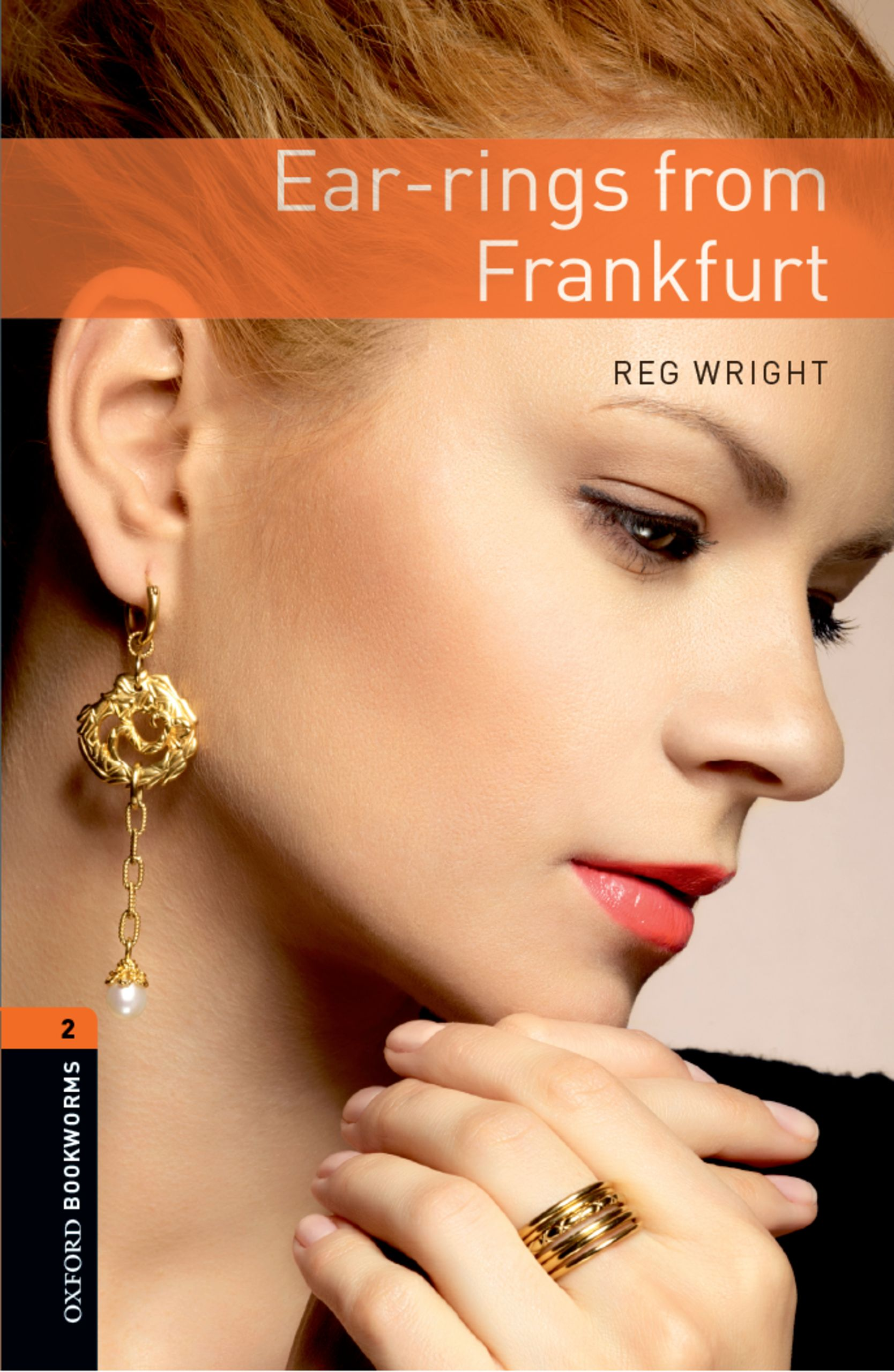Reg Wright Ear-rings from Frankfurt jennifer rostock frankfurt