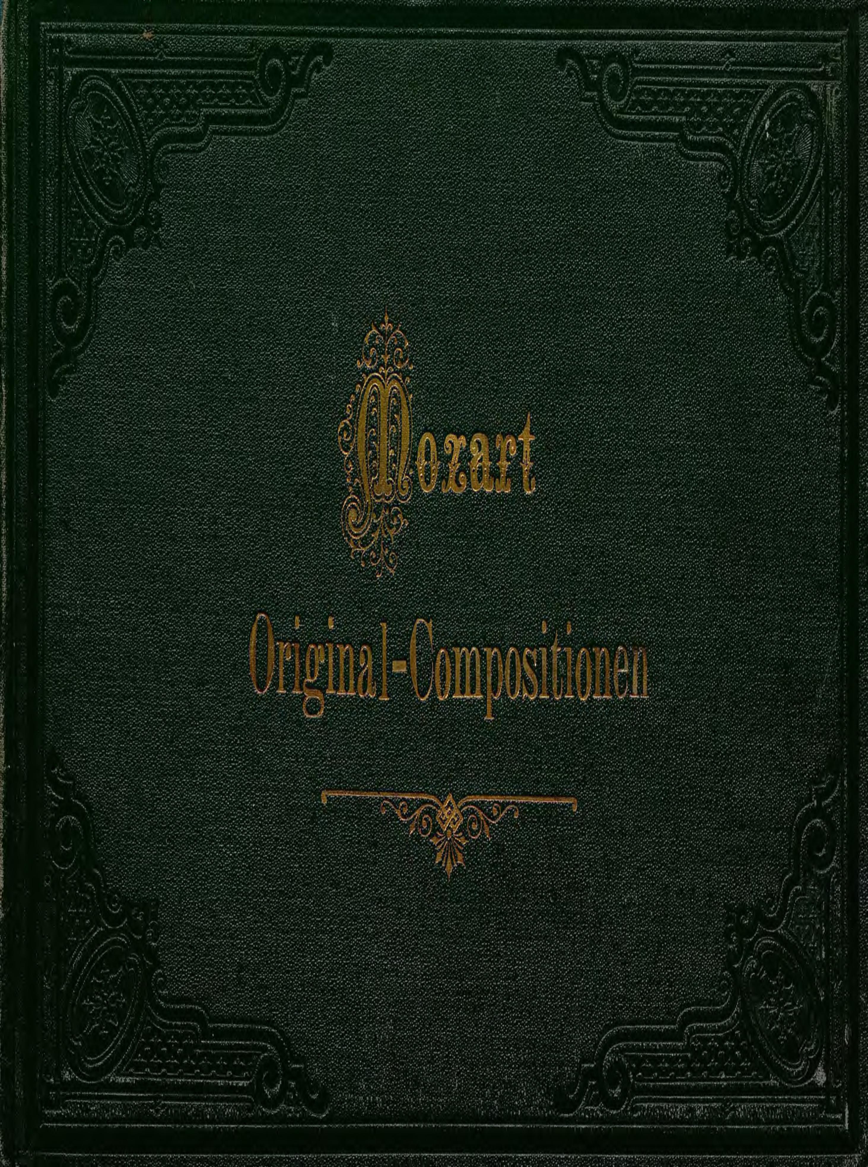 Вольфганг Амадей Моцарт Original-Compositionen fur Pianoforte zu vier Handen v. W. A. Mozart цена