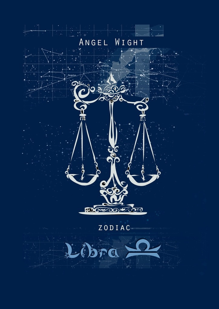 Angel Wight Libra. Zodiac