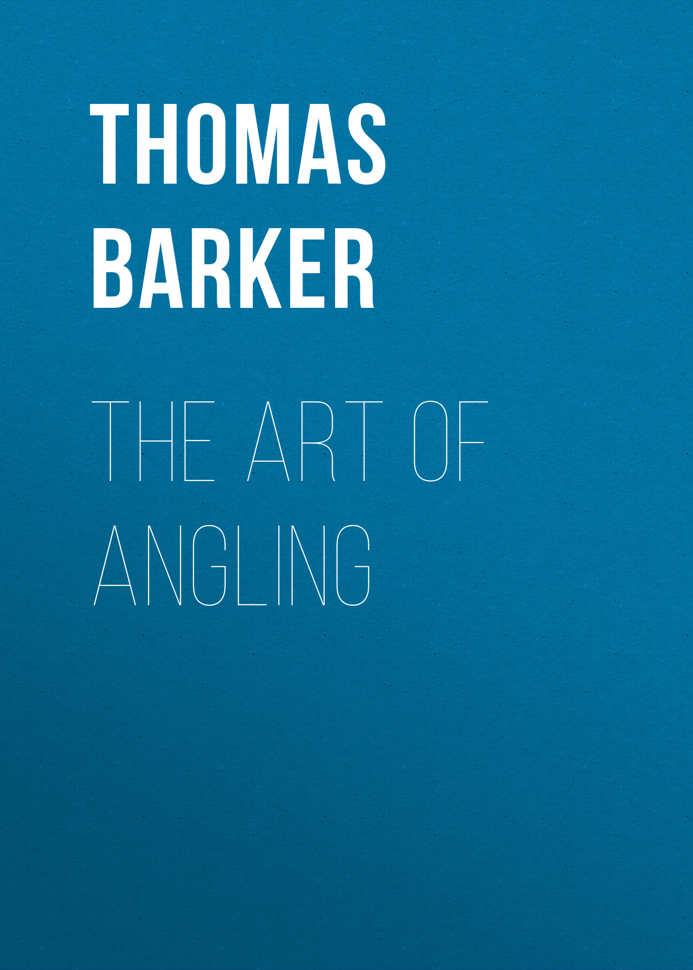 Barker Thomas The Art of Angling orange fruit peeler scraper barker