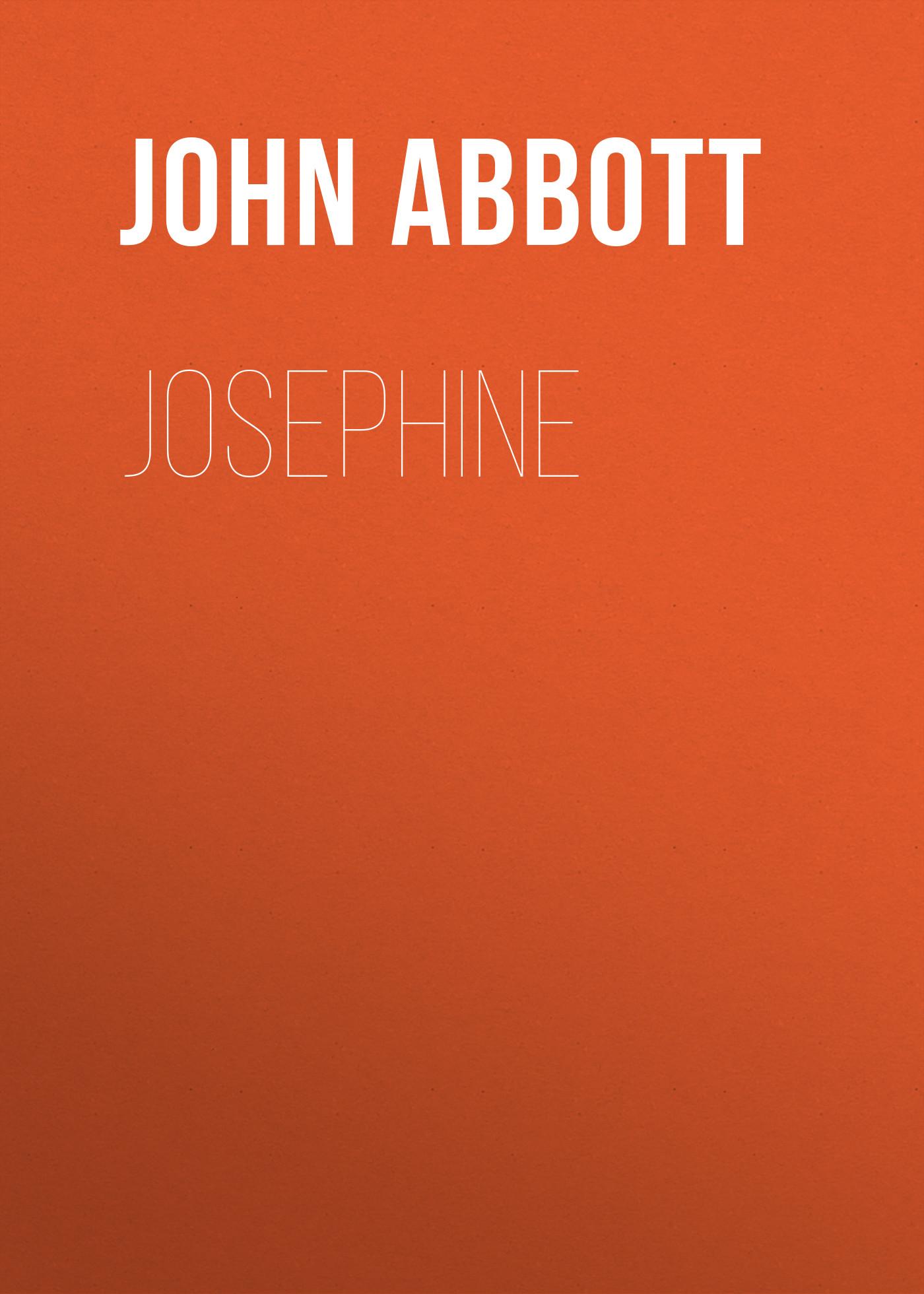 Abbott John Stevens Cabot Josephine