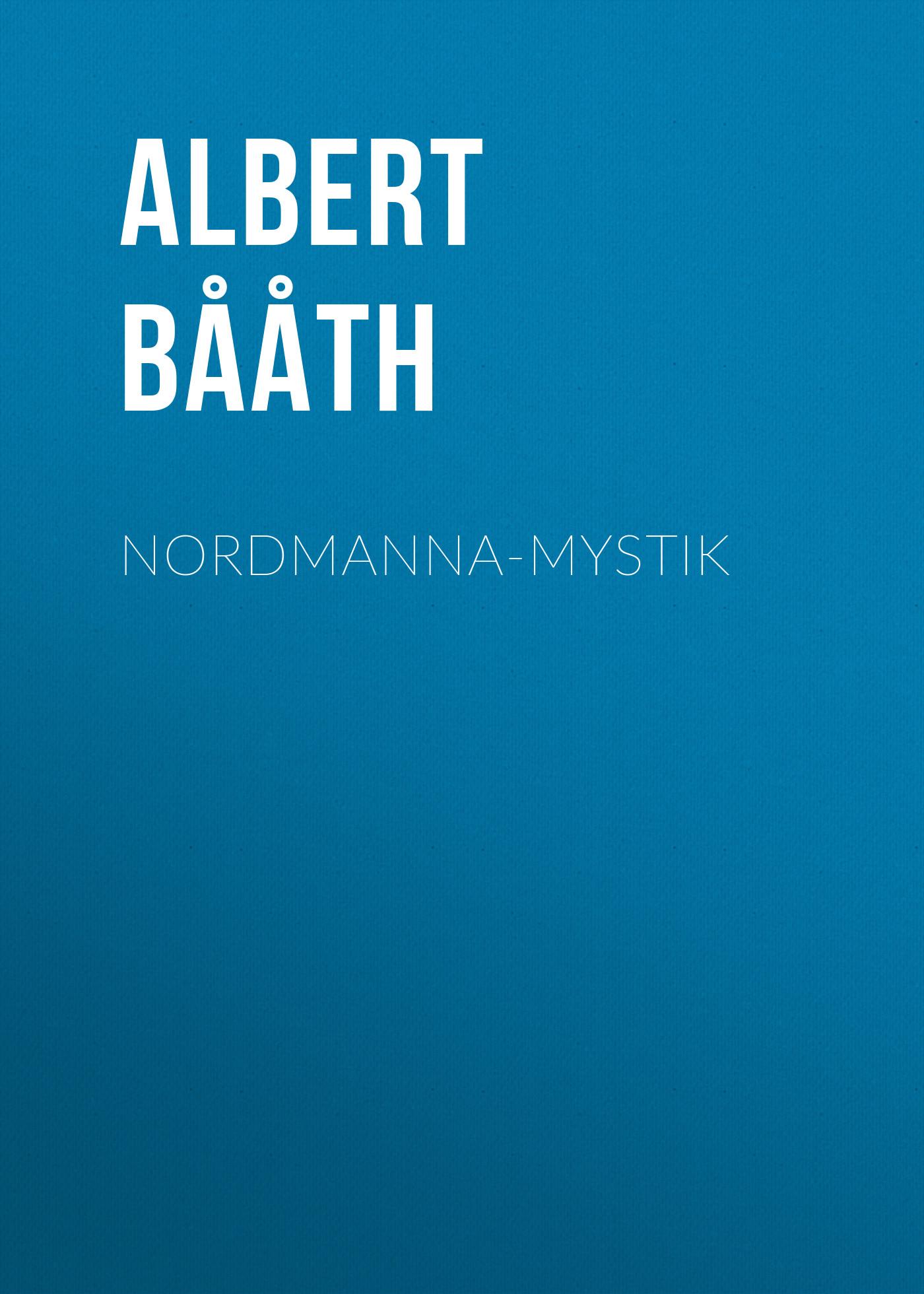 nordmanna mystik