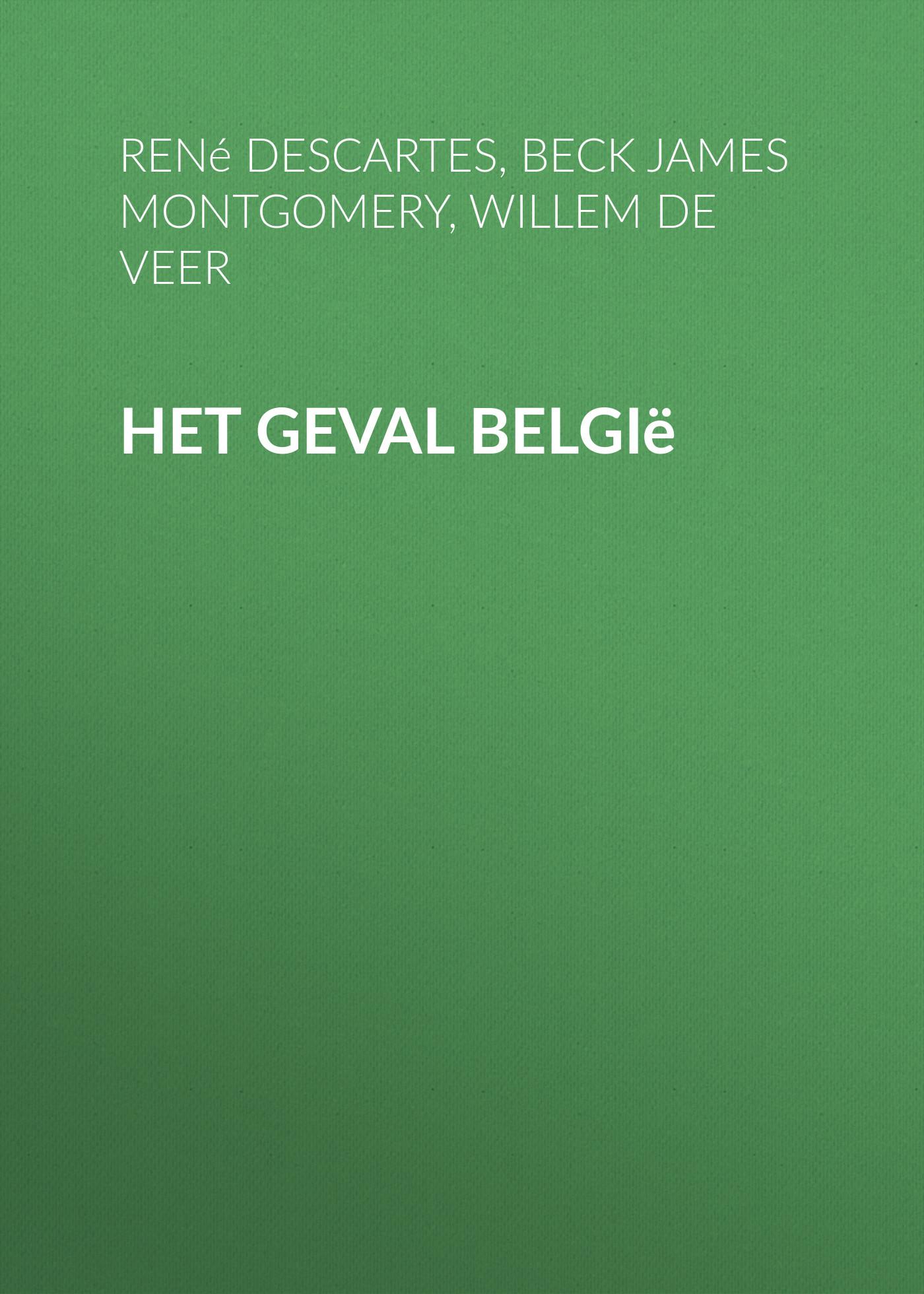 het geval belgie