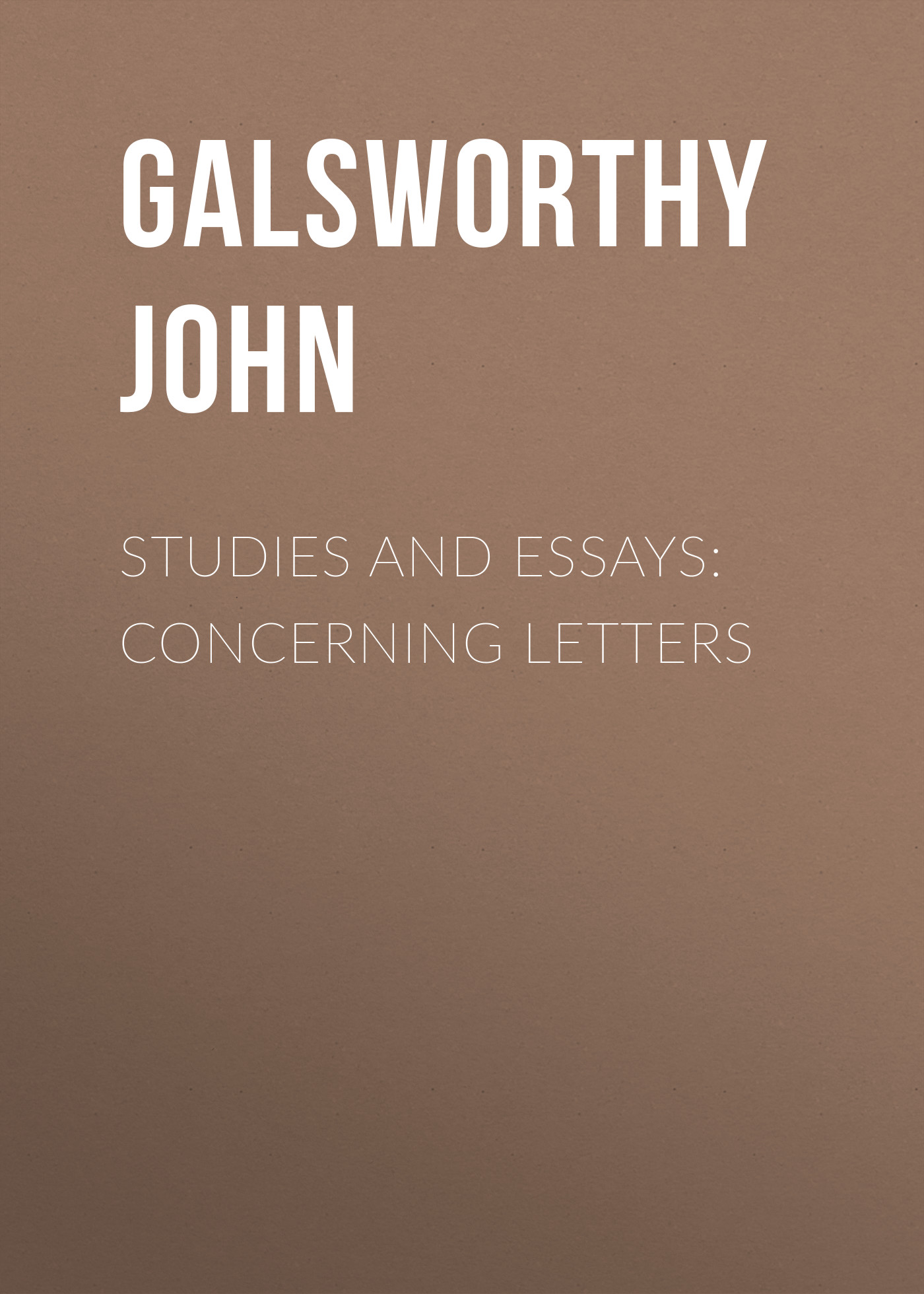 Galsworthy John Studies and Essays: Concerning Letters 2018 new led combination light box night lights lamp diy black and white letters cards usb port powered cinema lightbox letters