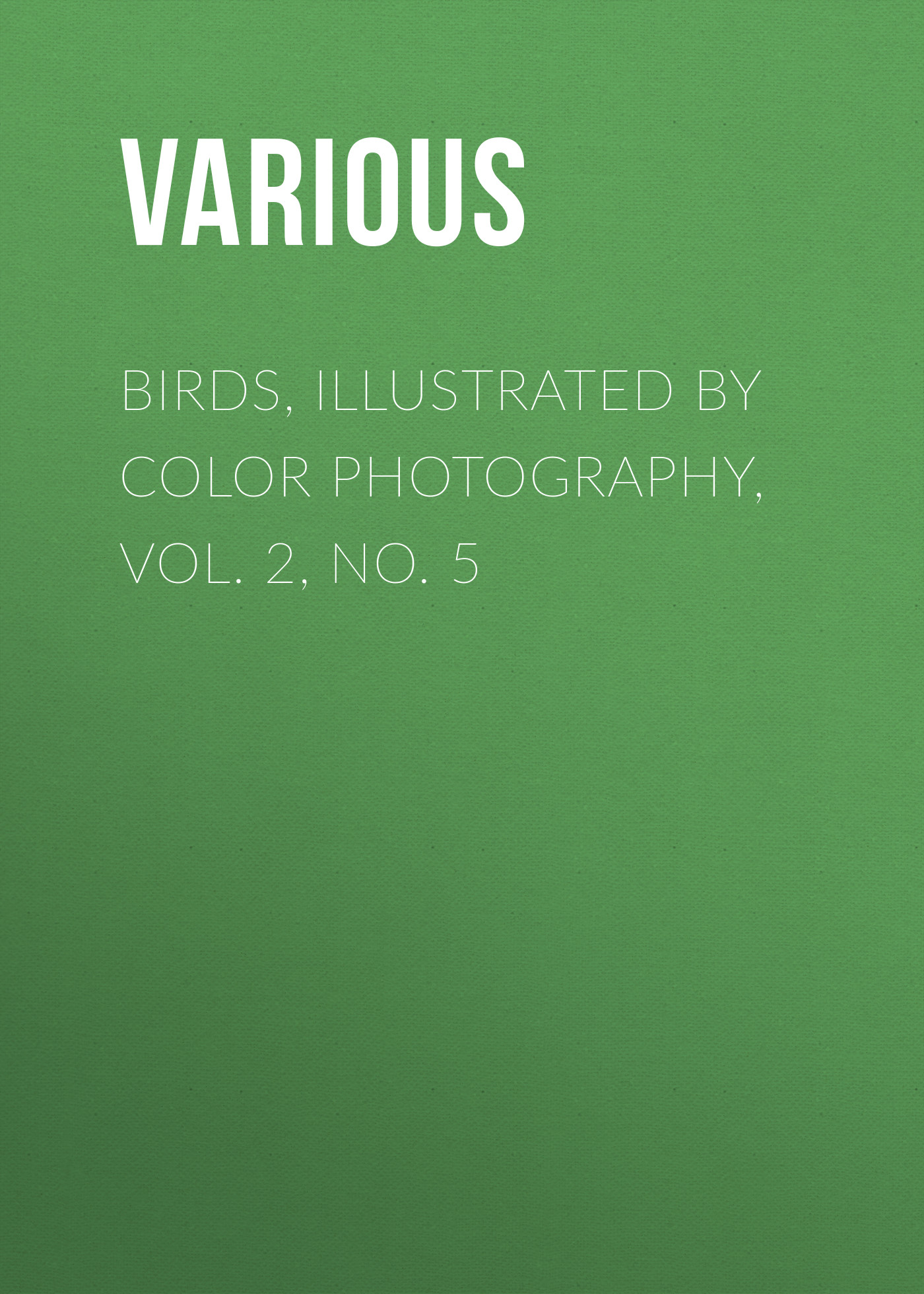 Various Birds, Illustrated by Color Photography, Vol. 2, No. 5 d 6521 dark grey backdrop newborn photography backdrop retro pure color pet photography backgrounds 4x6ft 1 25x2m