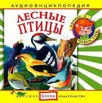 купить Детское издательство Елена Лесные птицы онлайн