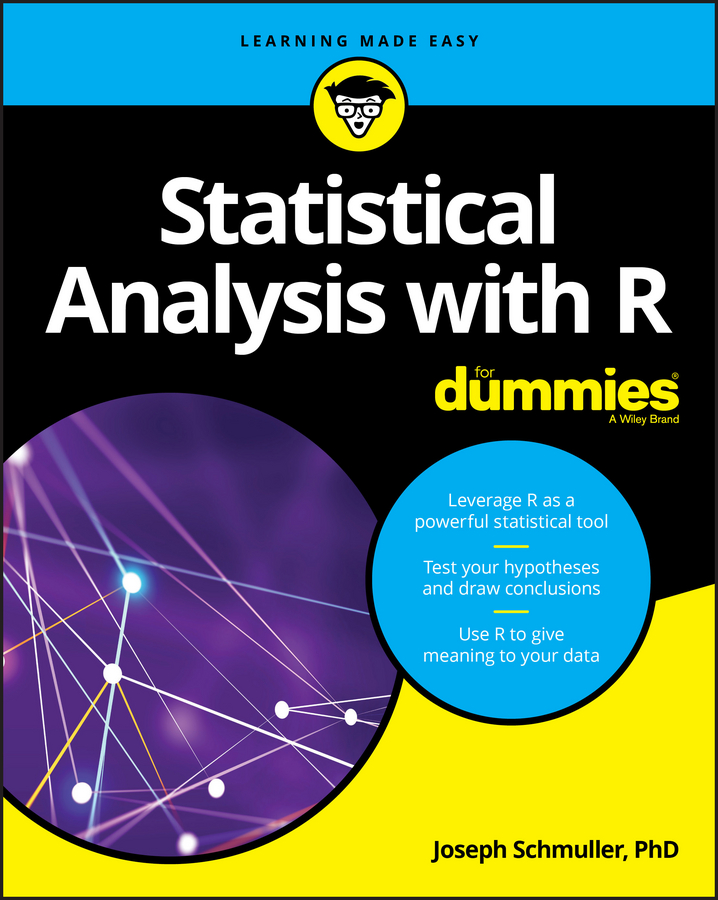 цена на Joseph Schmuller Statistical Analysis with R For Dummies