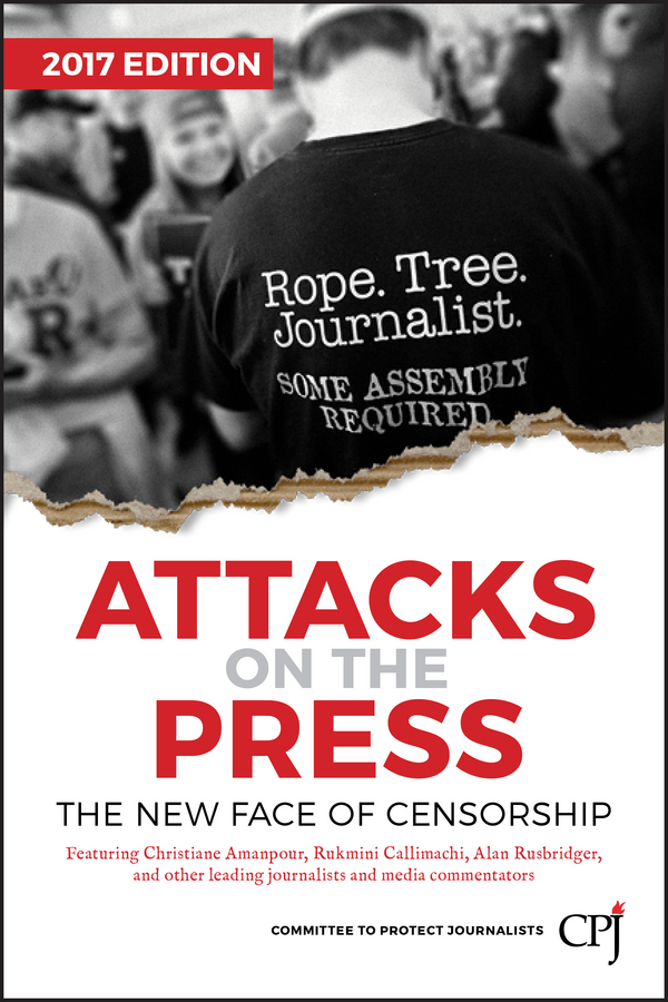 Фото - Committee to Protect Journalists Attacks on the Press. The New Face of Censorship the penguin german phrasebook