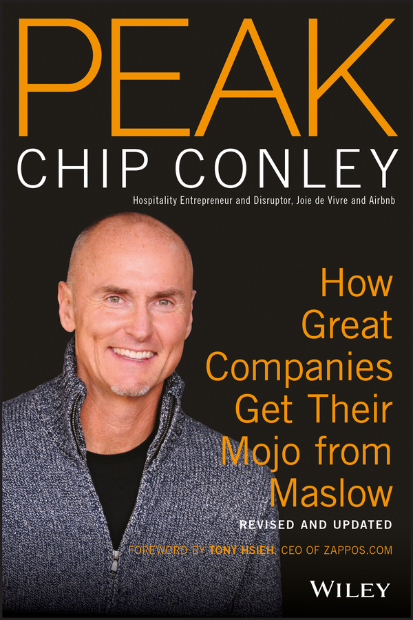 Chip Conley PEAK. How Great Companies Get Their Mojo from Maslow Revised and Updated new original fx3u 80mt dss plc base unit