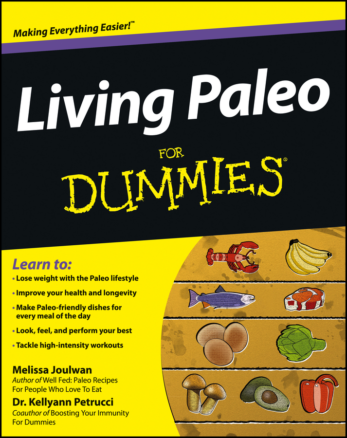 Melissa Joulwan Living Paleo For Dummies