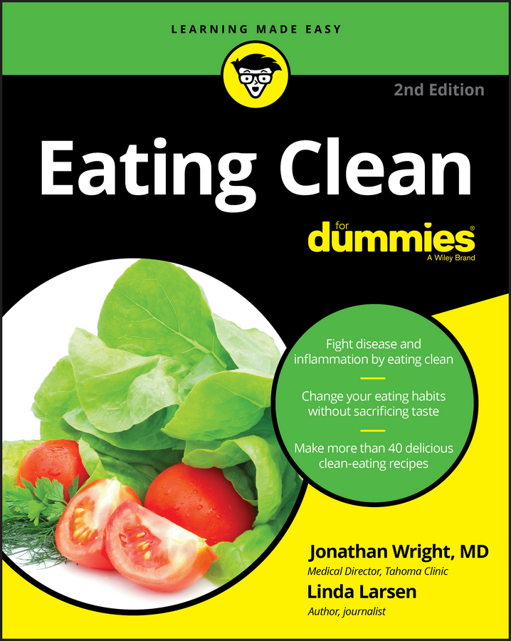 Jonathan Wright Eating Clean For Dummies
