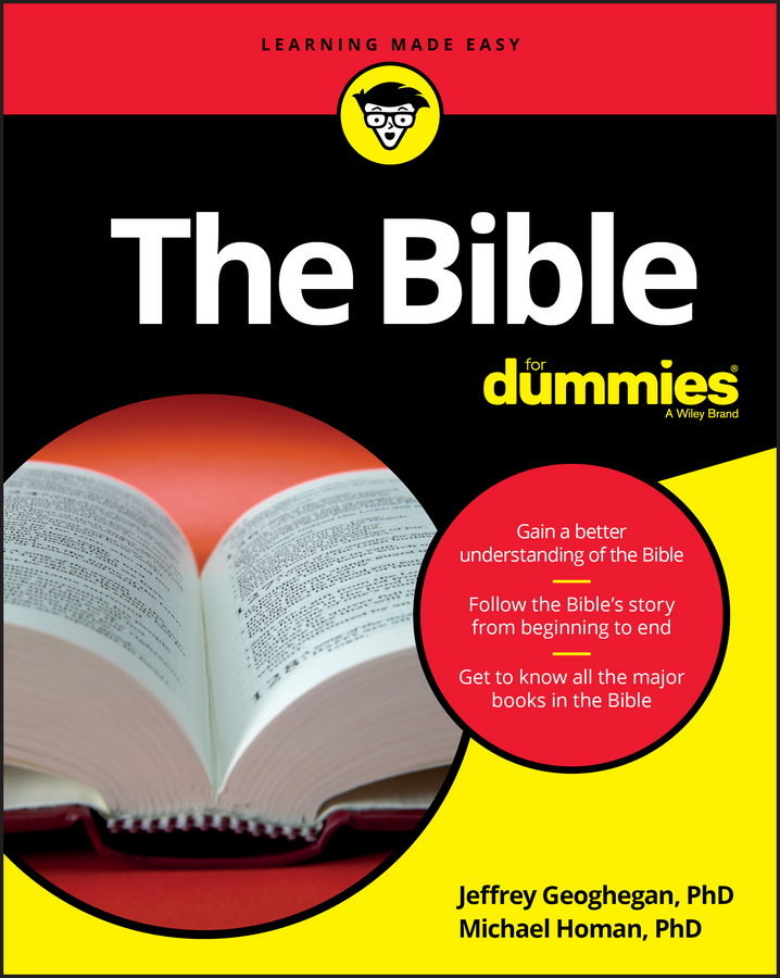 Jeffrey Geoghegan The Bible For Dummies robert alexander watson the expositor s bible judges and ruth
