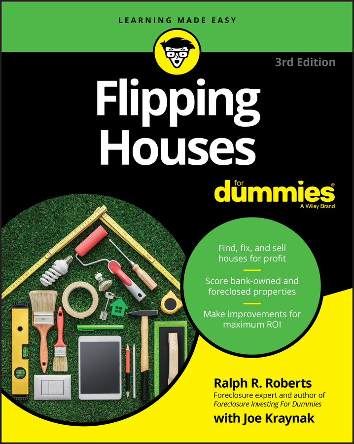 Joseph Kraynak Flipping Houses For Dummies jd mcpherson jd mcpherson let the good times roll
