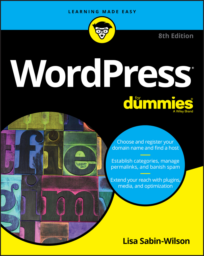 Lisa Sabin-Wilson WordPress For Dummies замок накладной про сам знд 1 а 884