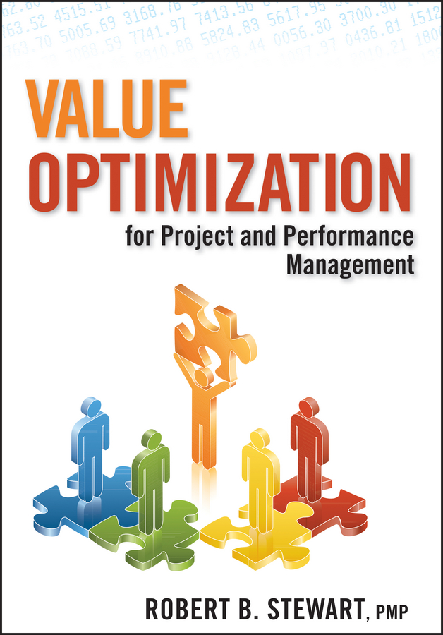 Фото - Robert Stewart B. Value Optimization for Project and Performance Management management efficiency