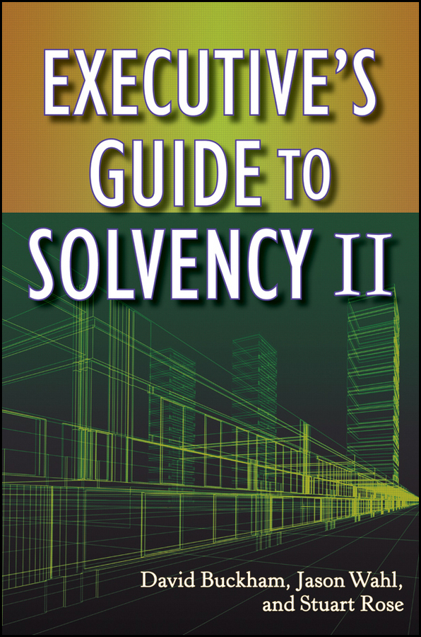 David Buckham Executive's Guide to Solvency II