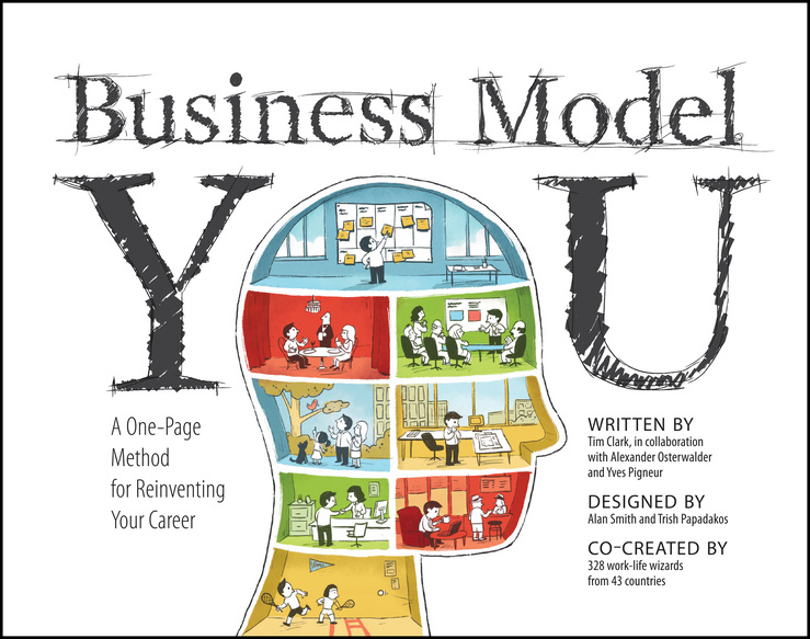 Timothy Clark Business Model You. A One-Page Method For Reinventing Your Career юбка the page the one 823479 page one
